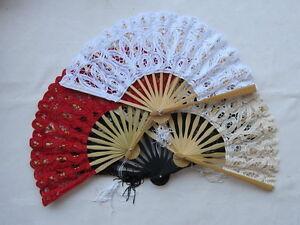 Steam-Punk-Civil-War-Victorian-EGL-Goth-Lolita-Wedding-Battenburg-Lace-Hand-Fan