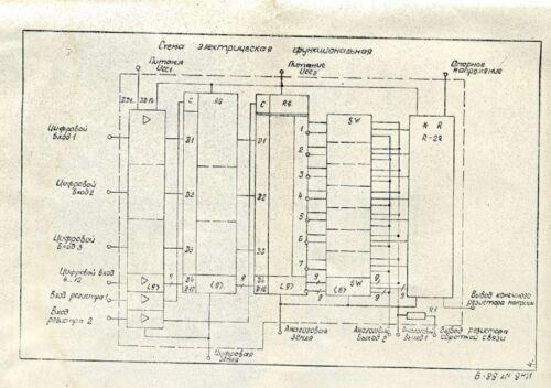 Microchip USSR  Lot of 20 pcs KR572PA2B = AD7541  IC