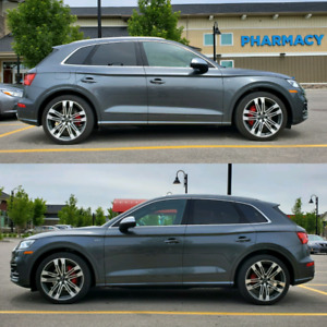 2018 Audi SQ5 3.0 Quattro Technik Fully Loaded For Sale By Owner