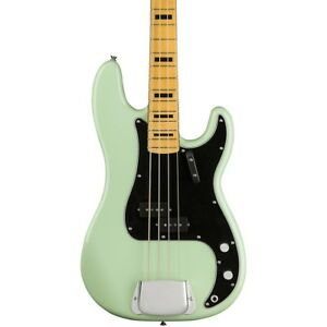 Squier-FSR-Classic-Vibe-039-70s-Precision-Bass-Sea-Foam-Green