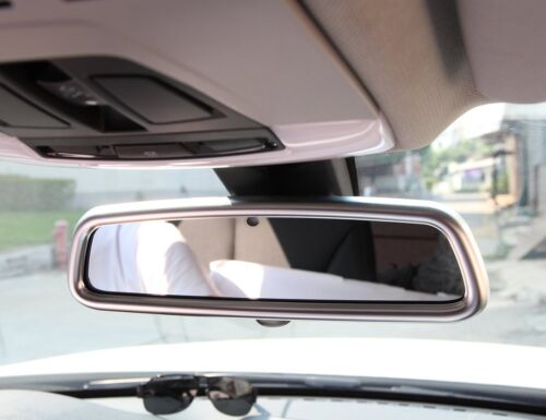 Chrom Rückansicht Spiegel Abdeckung Für BMW 3 4 Serie X3 X5 X6 F15 F16 F25 F30