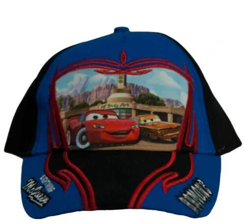 Disney Pixar Cars Lightning McQuenn Adjustable Baseball Cap Hat