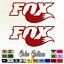 thumbnail 23 - FOX RACING Decal sticker vinyl MOTOCROSS KTM HONDA SUZUKI WINDOW DIRT BIKE 137