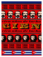5215.lenin.cien Años De Lucha.che Guevara.poster.decor Home Office Art