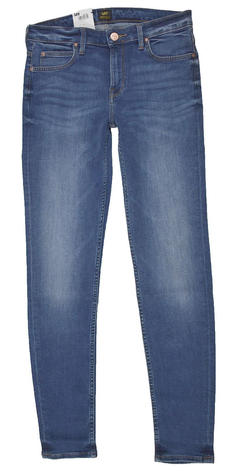 Lee Scarlett Skinny L526HAOE Damen Jeans Hose Lee Jeans Hosen sale 1-1151