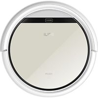 Ilife Vacuum Cleaner Robot Lcd Touch Cliff Sensor Remote Control Slim Design