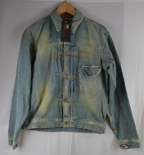 New Deadstock 42 2 101 Archive 1012 Jacket Denim 101 Originals Lee Cowboy O6wqOAa