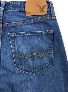 Actuel 28x29 Original 400207687019 Outfitters Hommes Taper American Eagle Jeans Blue 28x30 8TOx1F6qw4