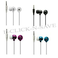 Sentry 3.5mm Balls In-ear Only Headphones Earbuds Earphones Headphones 4 Colors