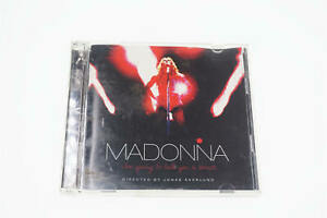 Madonna - I'm Going To Tell You A Secret JAPAN CD+DVD A14060