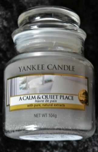 104 g Yankee Candle A Calm /& Quiet Place