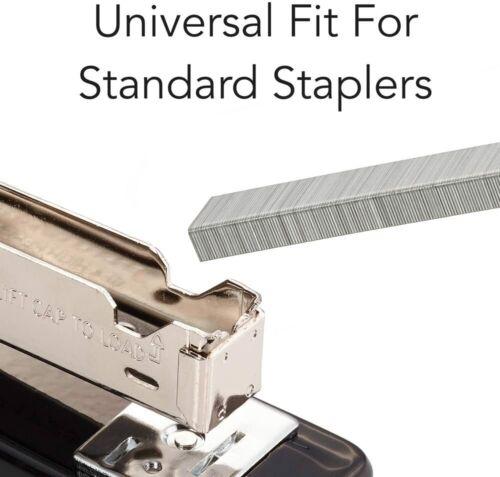 Chisel Point 5000//Box ✔️ Swingline Standard Staples 1//4 in Length 210//Strip