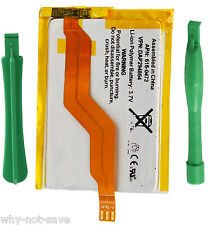 Replacement Battery With Tool for iPod Touch 3 3rd Gen A1318 Mc008ll/a Mc011ll/a