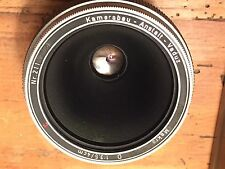 Kilfitt Makro Kilar E 4cm 40mm F3.5 Kamerabau Anstalt Veduz Exa / Exakta Mount