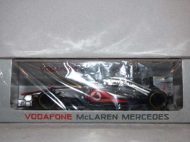 Spark McLaren mp4-27 Monaco GP 2012 Lewis Hamilton ref 3045
