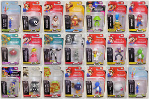 World-of-Nintendo-2-5-inch-Action-Figures-Sealed-YOUR-CHOICE-Jakks-Pacific
