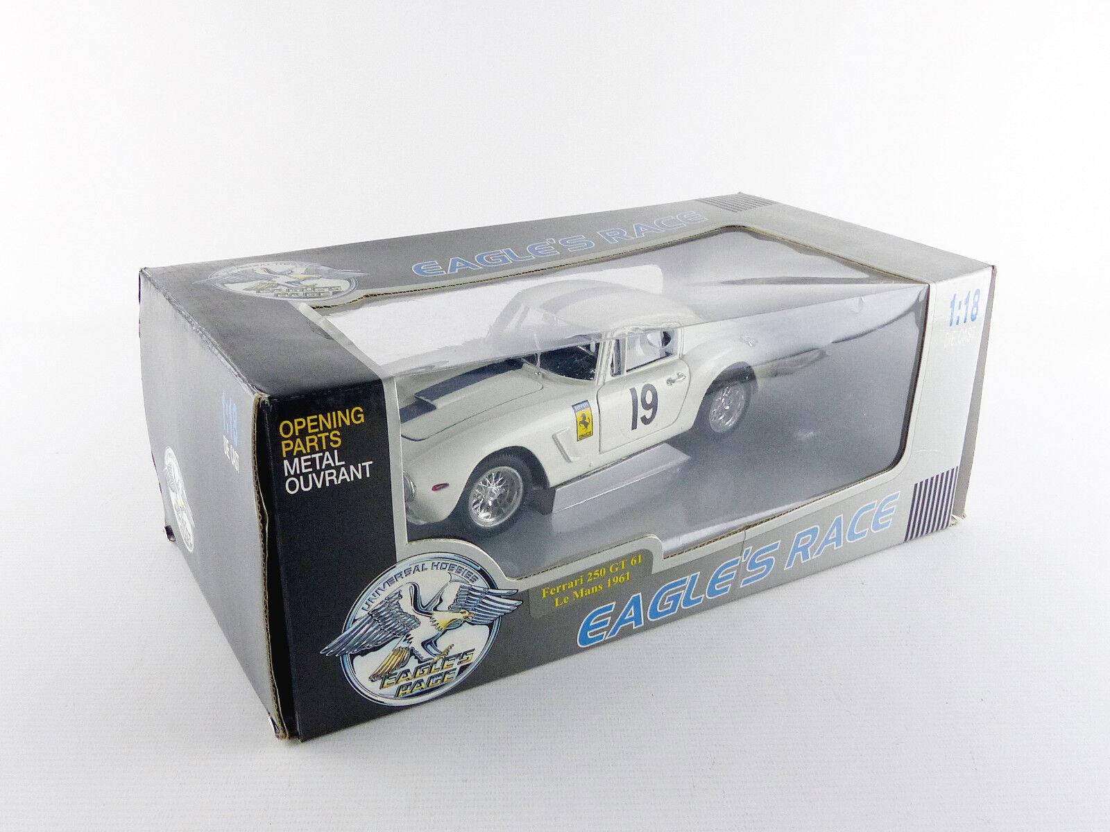 EAGLE RACE 1 18 - FERRARI 250 GT - LE MANS 1961