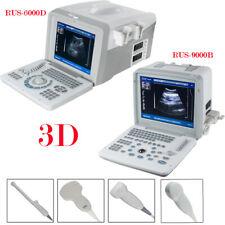 New Listingportable Ultrasound Scanner Machine Convexlinearmicro Convextranvaginal Probe