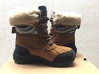 Ugg Adirondack Pendleton Chestnut Bella Boot Us 8 / Eu 39 / Uk 6.5 Limited Ed