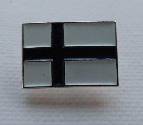 Metal Enamel Pin Badge Brooch Flag Finland National Flag Finnish Siniristilippu