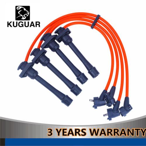 Spark Plug Wires Sets Igniton for Toyota Celica Corolla 1.6L 1.8L 90919-22327