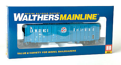St Lawrence Railroad #100349 50/' ACF Exterior Post Box Walthers Mainline 2149