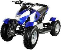 49cc Petrol ATV Quad Bike - 50cc 2 Stroke - top speed 25mph!