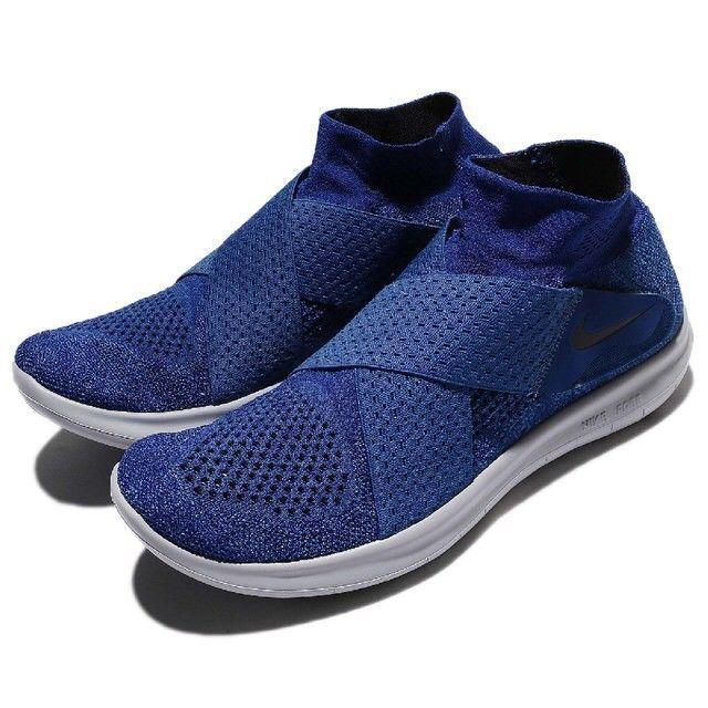 Nike Mens Free RN Motion Flyknit 2017 Running Cross Training 880845 401 Size 10