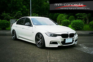 bodykit f r bmw 3er f30 f31 sto stange heck front. Black Bedroom Furniture Sets. Home Design Ideas