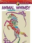 Creative Haven Animal Whimsy: A WordPlay Coloring Book by Jessica Mazurkiewicz (Paperback, 2016)