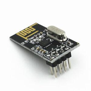 2-Piezas-Nuevo-Nrf24l01-2-4-ghz-Antena-Wireless-Transceiver-Module-Para-Arduino