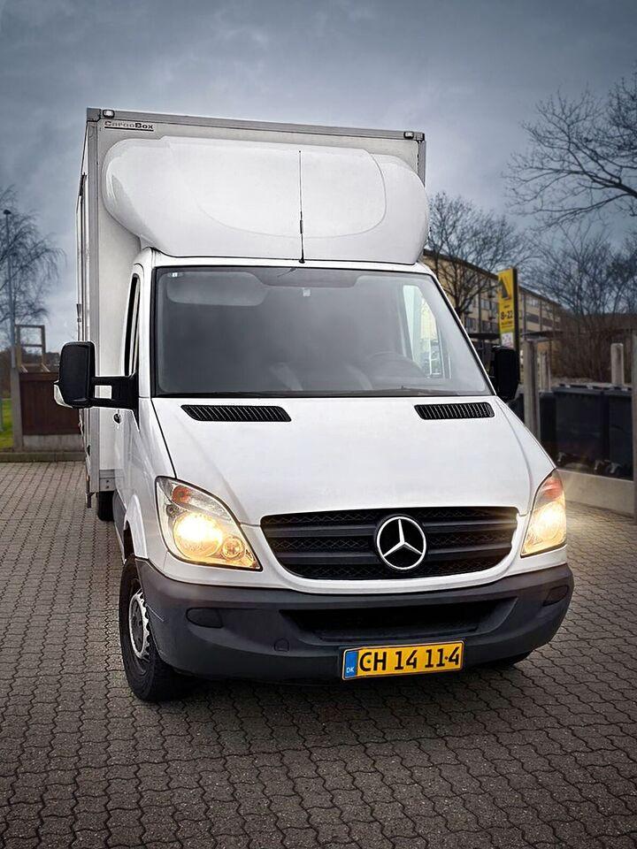 Mercedes, Sprinter 316, 2,2 CDi Alukasse m/lift aut.