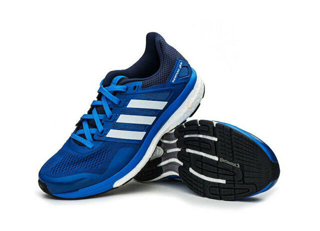 d1ea40d4b Adidas Supernova Glide 8 Running Shoes AF6546 Sneakers Runner Sports Blue