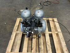 Jun Air 12 40 120psig 40l Lubricated Air Compressor Model 6 2