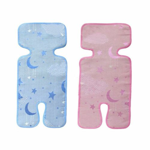 Poussette Siège Poussette Siège Auto Enfant Bébé Pad Ice Tapis Cool Liners Coussin