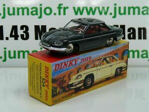 DT1E-Voiture-1-43-reedition-DINKY-TOYS-atlas-524-coach-Panhard-24CT