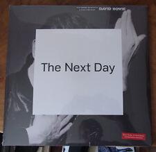 "DAVID BOWIE ""The Next Day"" red Vinyl 2LP RARE"