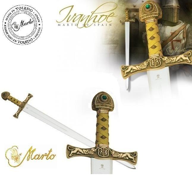 Official Marto of Toledo Collectors Item. The Sword of Ivanhoe