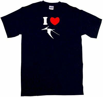 I Heart Love Airplanes Logo Kids Tee Shirt Pick Size /& Color 2T XL
