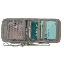 Voodoo Tactical Travel Passport ID Holder Neck Money Wallet Army Digital 25-0026