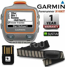 Garmin Forerunner 310XT HR GPS Heart Rate Monitor Sports Speed & Distance Watch