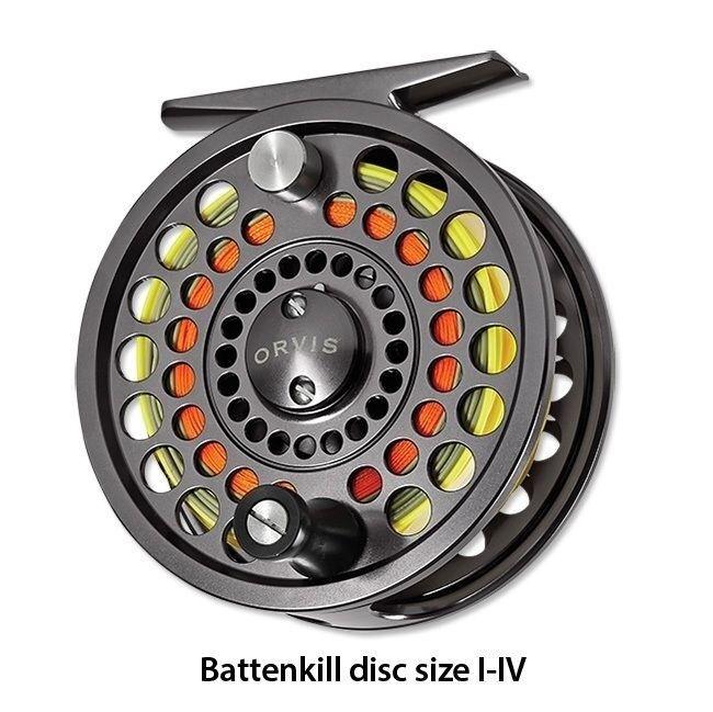Orvis Battenkill  I Disc Drag Fly Reel  for cheap