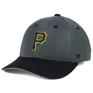 2443f5cbfd4 Pittsburgh Pirates  47 MLB Kid s 2-Tone MVP Cap Hat Adjustable ...