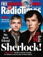 Radio Times,Benedict Cumberbatch Martin Freeman Sherlock Holmes,Tom Daley