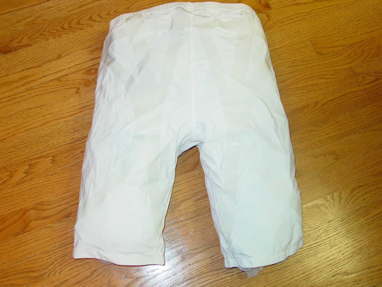 Mens 3xt Adidas Pweb Compression Shorts Basketball Football White xxxl Powerweb