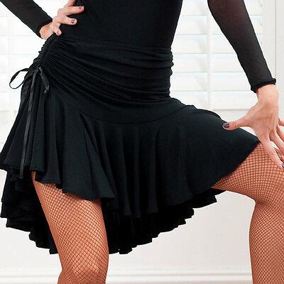 NEW Latin salsa tango rumba Cha cha Ballroom Dance Dress #S8101 skirt