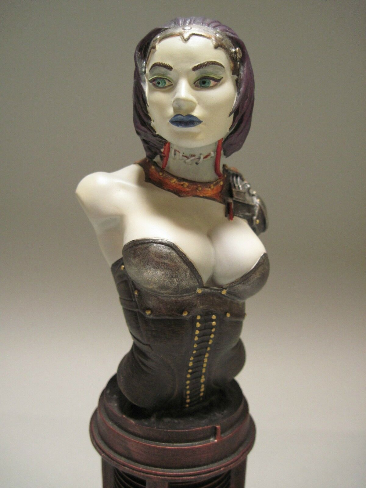 The Bride Cabinet of Curiosities William Paquet Bust (ARTIST PROOF)