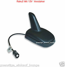KFZ Shark Hai Dachantenne Fuß Radio für VW Golf 3 4 5 6 Tiguan Passat RAKU 2 Neu