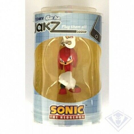 Sonic The Hedgehog Jakz Knuckles Tomy