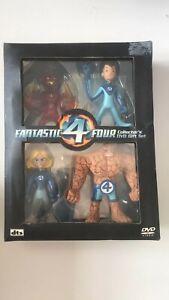 Fantastic-4-Collector-039-s-DVD-Gift-Set-Edizione-East-Asia-USATO